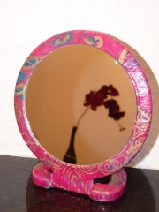 Tischspiegel Pinky - verkauft